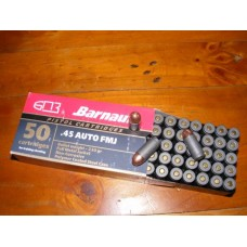 .45ACP FMJ 230gr x 1000 rounds