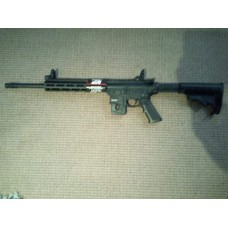 S&W M&P 15-22 Sport rifle