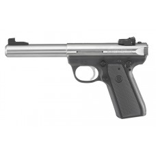 "Ruger 22/45 MK III Stainless 5.5"" railed target barrel"