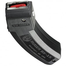 Ruger 10/22 15 rd BX15 magazine