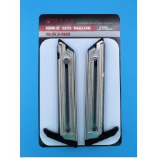 Ruger MK IV 22/45 magazine twin pack